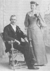 J.M. and Dora Spangler