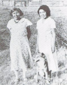 Mary and Gladys LeBarge / Photo: