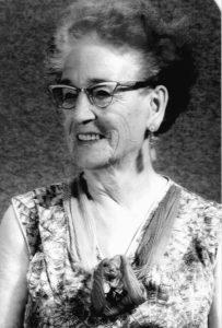 Frances (Ma Pat) Paterson