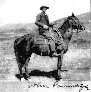 John Parsonage